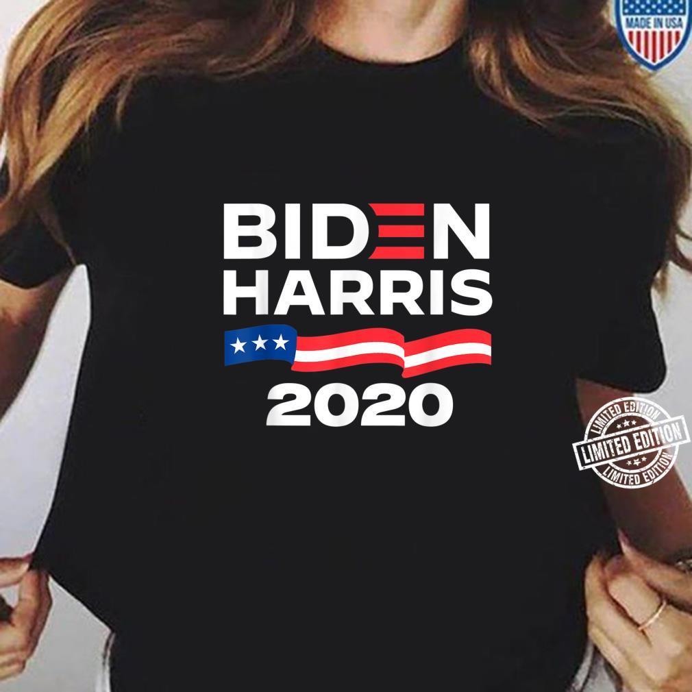 Joe Biden Kamala Harris 2020 For President Shirt